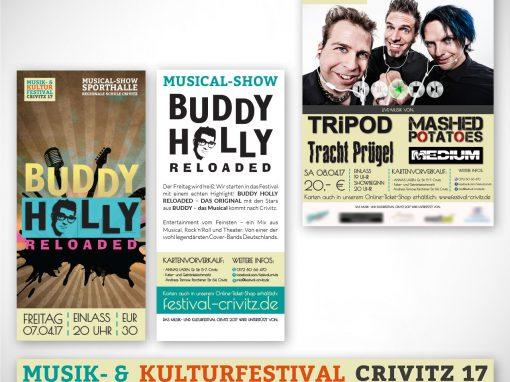 Musik- und Kulturfestival Crivitz